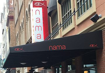 Nama Sushi Bar Downtown