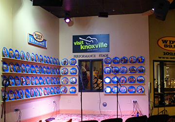 Visit Knoxville Visitors Center