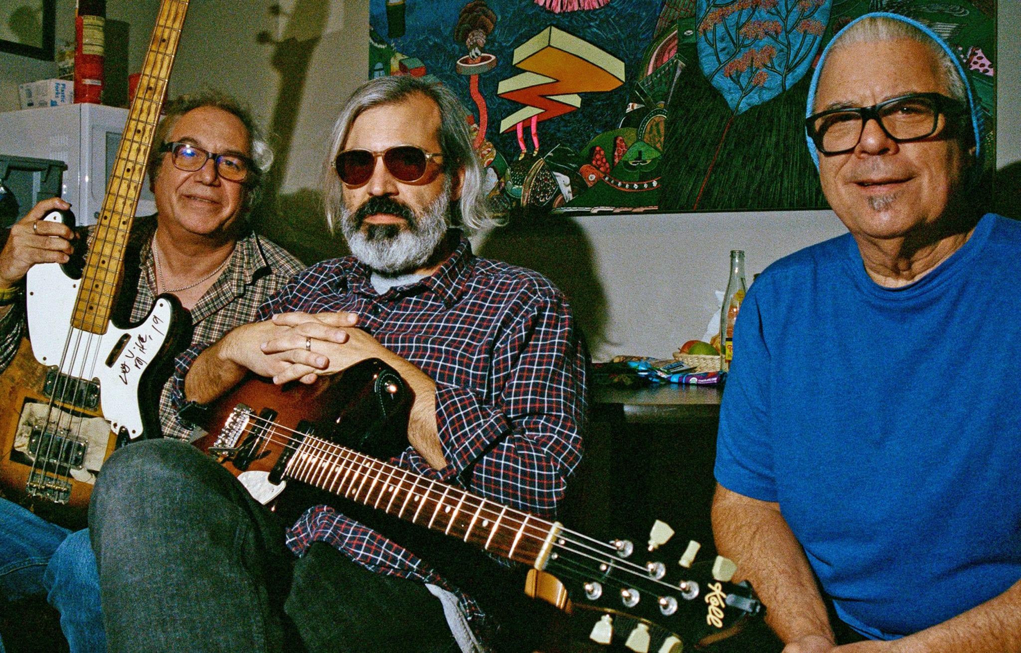MSSV (Mike Baggetta, Stephen Hodges, Mike Watt)