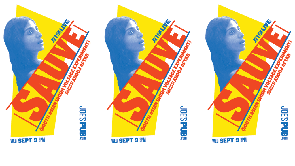 Next Streaming Event: SAUVE Curated By Arooj Aftab